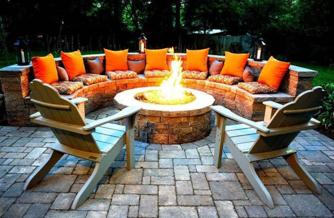 Outdoor Fire Pits-Dallas TX Professional Landscapers & Outdoor Living Designs-We offer Landscape Design, Outdoor Patios & Pergolas, Outdoor Living Spaces, Stonescapes, Residential & Commercial Landscaping, Irrigation Installation & Repairs, Drainage Systems, Landscape Lighting, Outdoor Living Spaces, Tree Service, Lawn Service, and more.